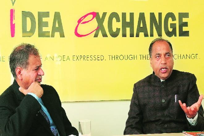 idea exchange, narendra modi, infrastructure, employment, handloom industry, cannabis, education