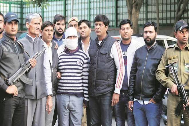 Ariz Khan Indian Mujahideen terrorist
