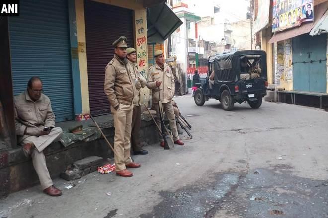 Kasganj Violence: Third accused Salman held by UP police in Chandan Gupta murder case