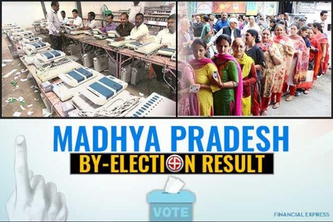 Madhya Pradesh by-election result: