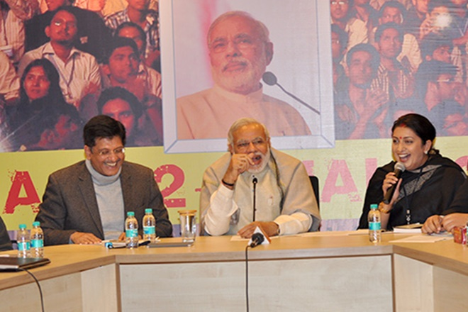 कैबिनेट मीटिंग, बीजेपी कैबिनेट, पीयूष गोयल, नरेंद्र मोदी, भाजपा, रेल मंत्री