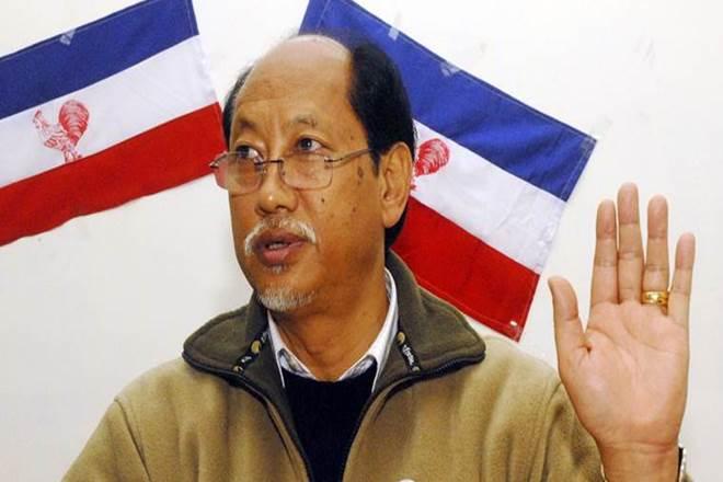 former Nagaland CM NeiphiuRio
