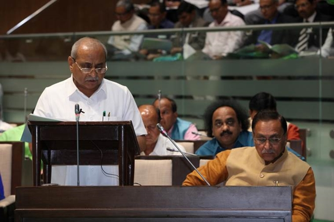 Gujarat Budget highlights 2018-19: Nitin Patel presents state budget