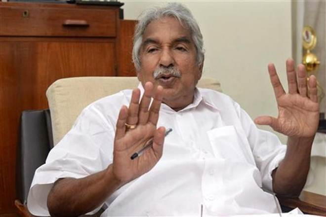 Former Kerala Chief Minister Oman Chandy