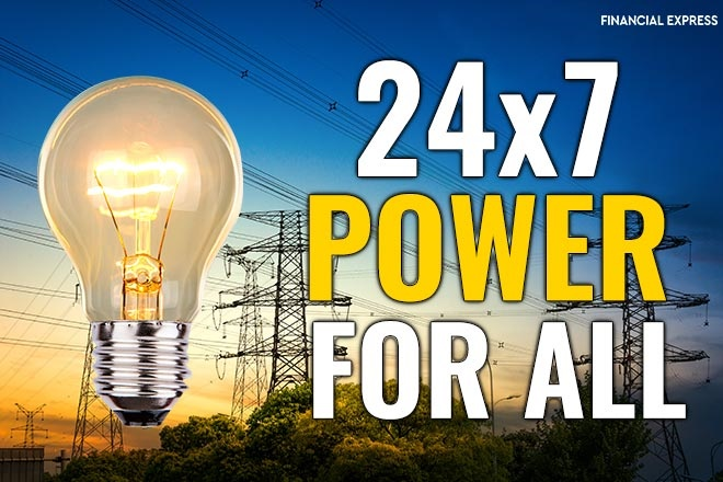 24*7 power for all scheme to be reality soon
