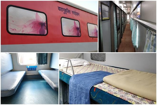 Mumbai-Delhi Rajdhani Express has been upgraded under Operation Swarn