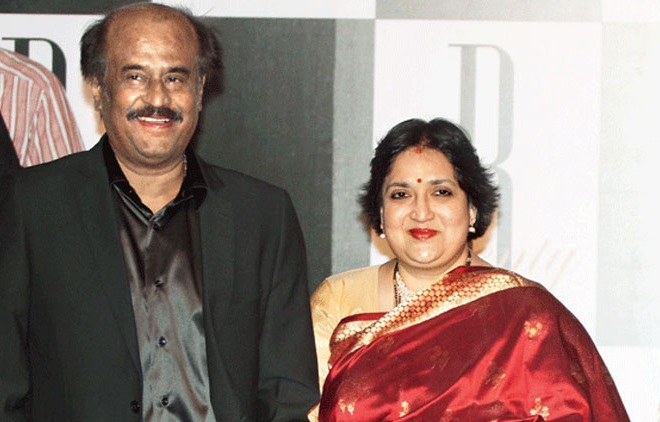 supreme court, rajinikanth, latha rajinikanth, ad agency, dues, mediaone global entertainment