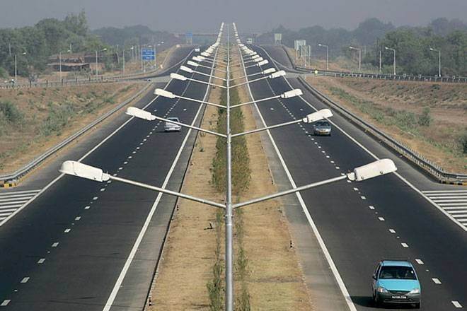 road road construction, highway sector. economy, india