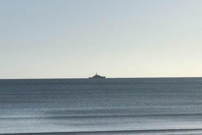 British warship,British ship,British warship from Australia to China,British warship south china sea, south china sea, SCS dispute, south china sea dispute,HMS Sutherland,British Defence Secretary,Gavin Williamson