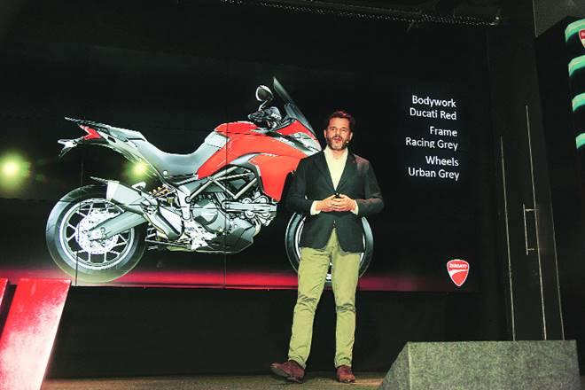 Ducati India, ducati, biles, automobile industry, automobile sector, india