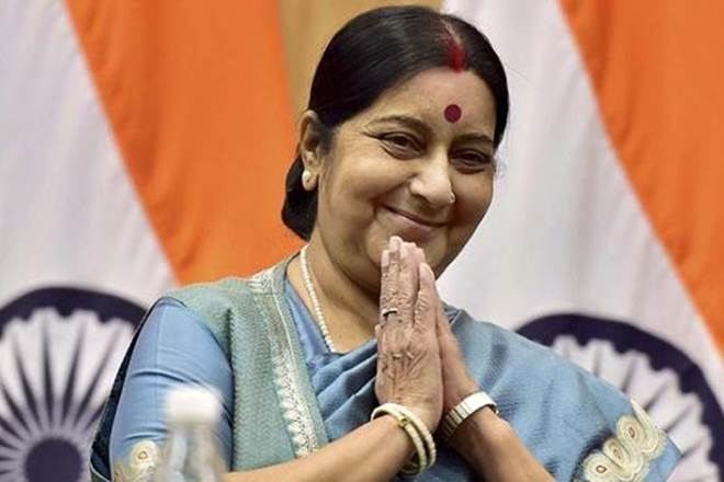 Sushma Swaraj, MEA, external affairs minister sushma swaraj, india partnership with bhutan, bhutan, bhutam india relationship, india bhutan ties