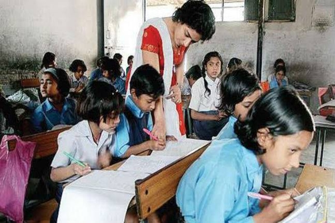 Gujarat Budget,Gujarat education Budget,Nitin Patel,water resources,urban development,education department,primary schools,Doodh Sanjivani Yojana