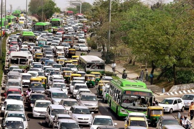 Delhi government plans to dismantle all 15 years or more years old vehicles