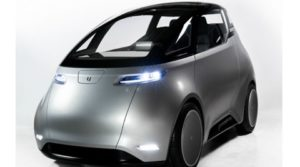 Auto Expo 2018: Uniti One electric car concept showcased: Pre-booking opens at just Rs 1,000 - The Financial Express