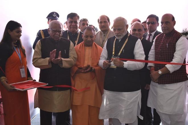 Uttar Pradesh Investors Summit 2018 inauguration narendra modi