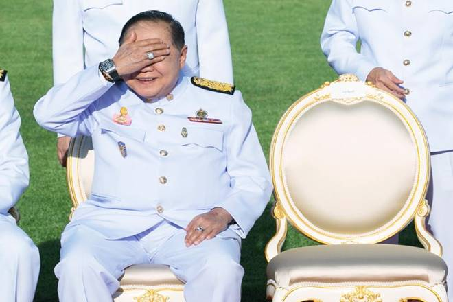 Thailand: Deputy PM Prawit Wongsuwan under scanner due to luxury watches