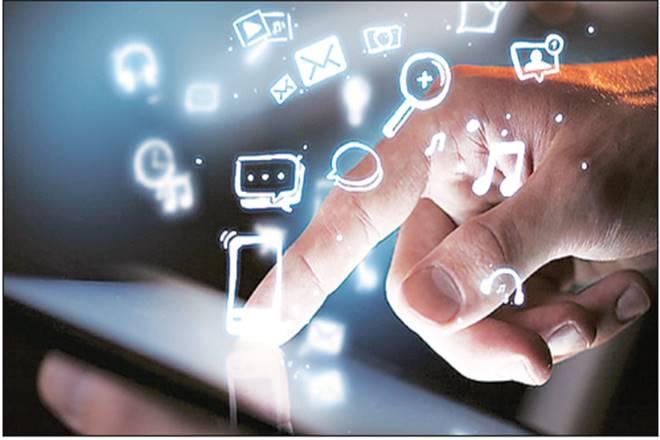 digital technology,education sector,internet, cloud technology