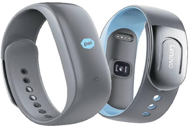 lenovo, lenovo smartband, fitness band, lenovoHW02 plus