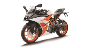 2019 KTM RC 200 ABS launched at Rs 1.88 lakh: All you need to know! - The Financial Express