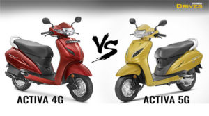 what is the difference between Honda Activa 5G and Activa 4G? - The Financial Express