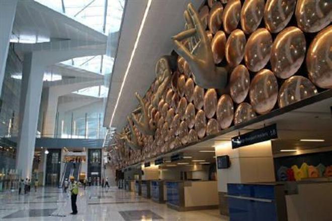 Delhi Airport,Delhi International Airport Ltd,MPPA,IGIA community,GMR Group, news onDelhi Airport