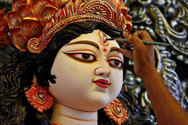 devi the goddess of india, devi the goddess of india book, book review
