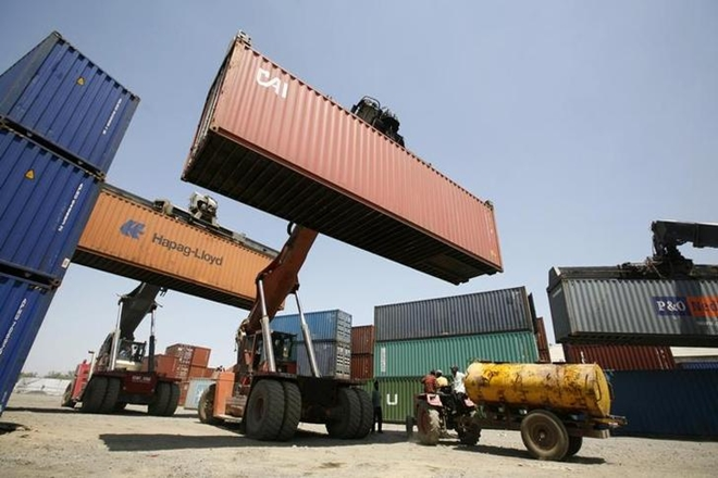 trade deficit has narroed but some worry is still there