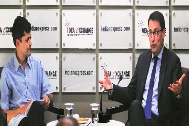 idea exchange,Alexandre Ziegler interview, rafale deal India, India France ties, france ambassador to India