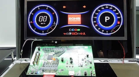ROHMs New LCD Display For Two Wheeler OEMs Has A Unique Safety Feature Heres More