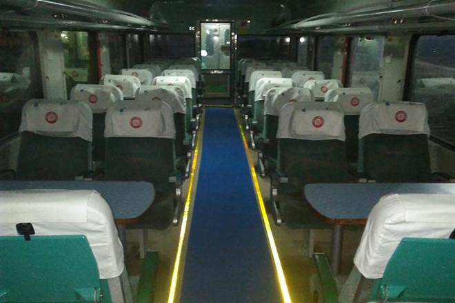 New Jalpaiguri-Howrah Shatabdi Express is now 'Gold Standard'!