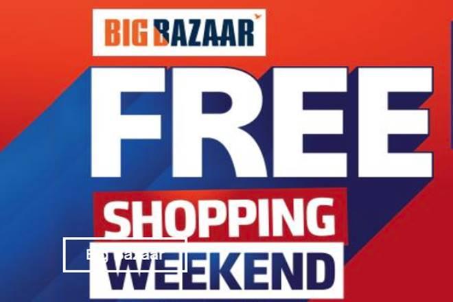Big Bazaar, Big Bazaar sale, Big Bazaar discounts, Big Bazaar deals, offers on Big Bazaar, Big Bazaar offers, rupay offer on Big Bazaar, deals on Big Bazaar, Big Bazaar summer sale, Big Bazaar free weekend, Big Bazaar news