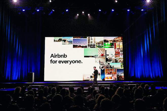 Airbnb, hotel-hunting