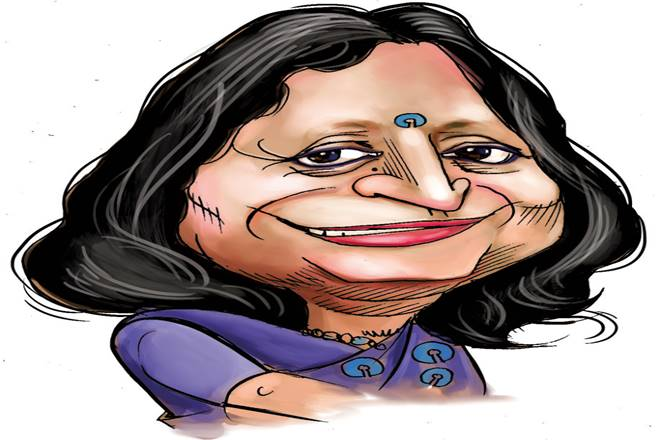 CFO Newsmaker, Anshula Kant, State Bank of India, associate banks of SBI, country biggest bank