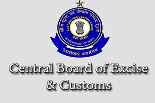 CBEC, Central Board of Excise and Customs, credit claims, realty firms, economy
