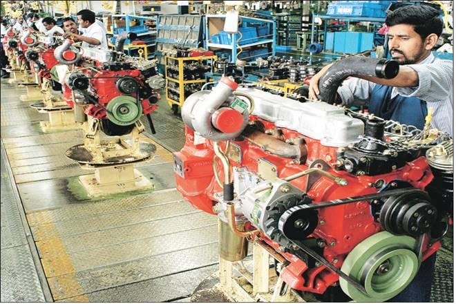 Ashok Leyland stocks,Ashok Leyland,Edelweiss, demand, GST, investment, capex