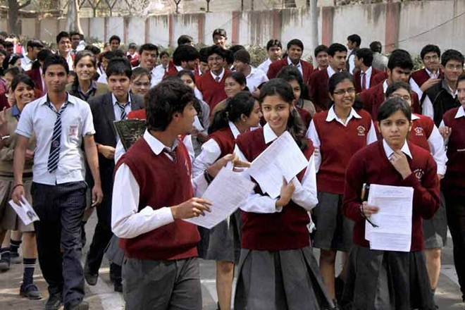 The leaked question papers of the Central Board of Secondary Education (CBSE) examination were shared on 10 WhatsApp groups.