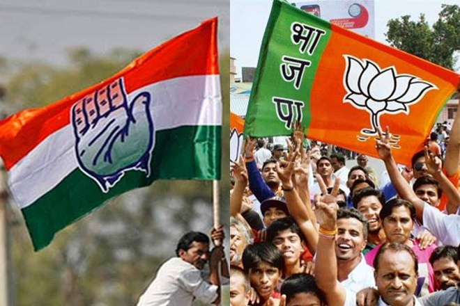 Congress wins Mungaoli, Kolaras by-elections in MP but BJP smells blood
