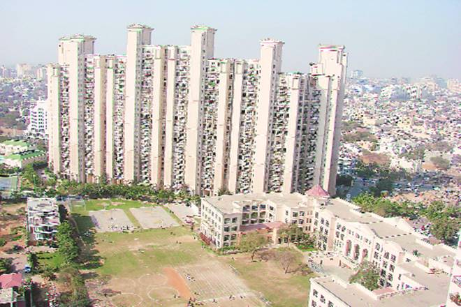 dlf, real estate sector, economy, NCR residential segment