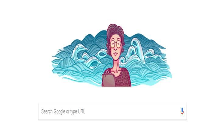 Katsuko Saruhash, google doodle on Katsuko Saruhash, google doodle, google, search engine giant google