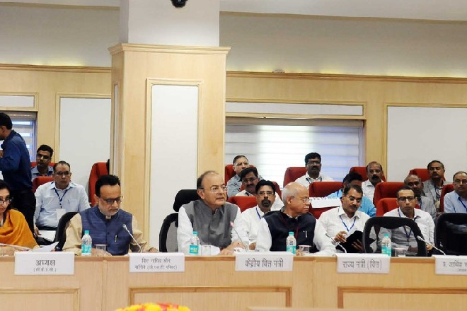 The GST Council decided to continue with the existing system of return filing for three more months. (Image: FinMin)