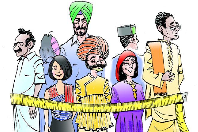 india size, NIFT, national sizing survey, india size project, india textile, indian customised size