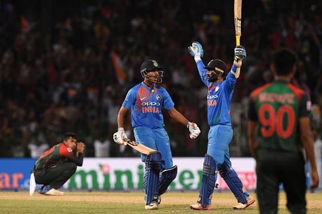 india vs bangladesh t20 2018 Nidahas Trophy final