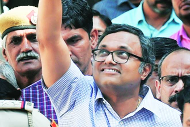 karti chidambaram, INX media case, p chidambaram, CBI, ED, congress, bjp, news, latest news, india news, peter mukherjea, indrani mukherjea