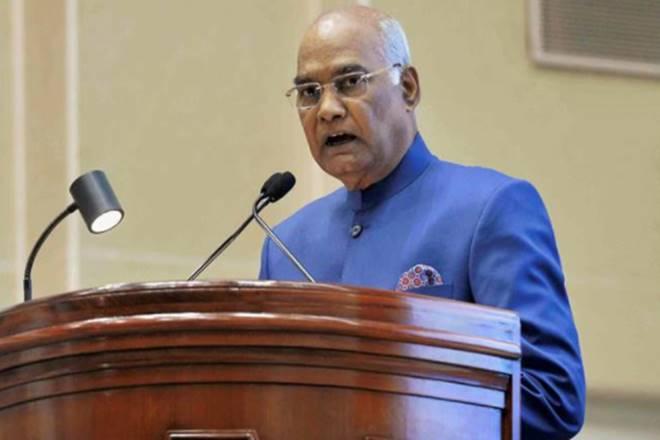 Ram Nath Kovind,President Ram Nath Kovind,National Law University,