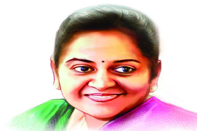 Latha Pandiarajan, business, politics, Ma Foi