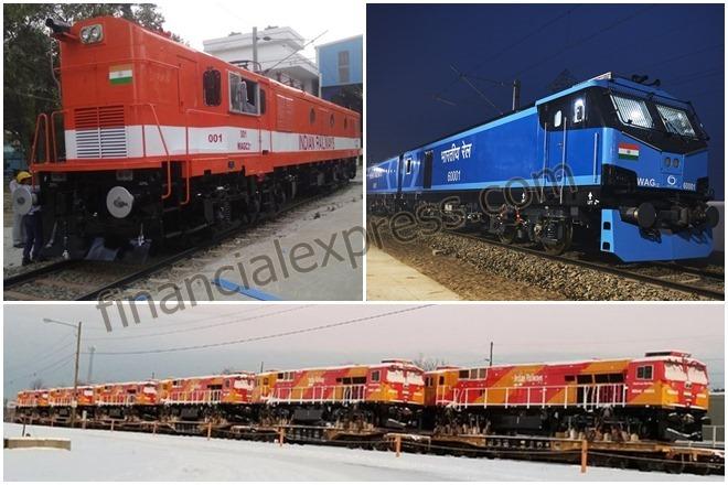 Indian Railways is getting new modern locomotives