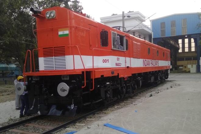 Indian Railways gets new electric locomotive