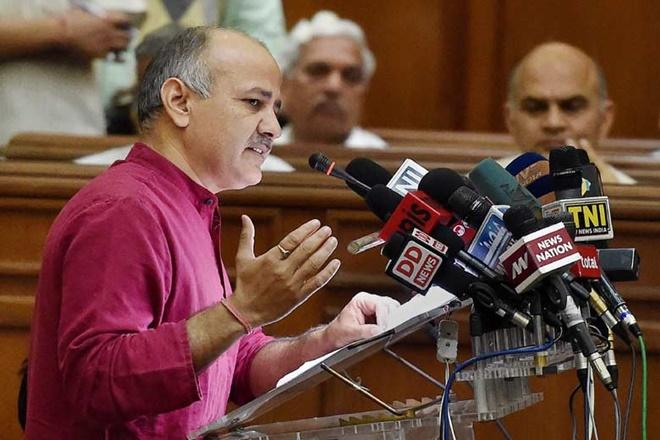 दिल्ली बजट 2018, दिल्ली बजट, अरविंद केजरीवाल, मनीष सिसोदिया, दिल्ली सरकार का चौथा बजट, Delhi Budget 2018