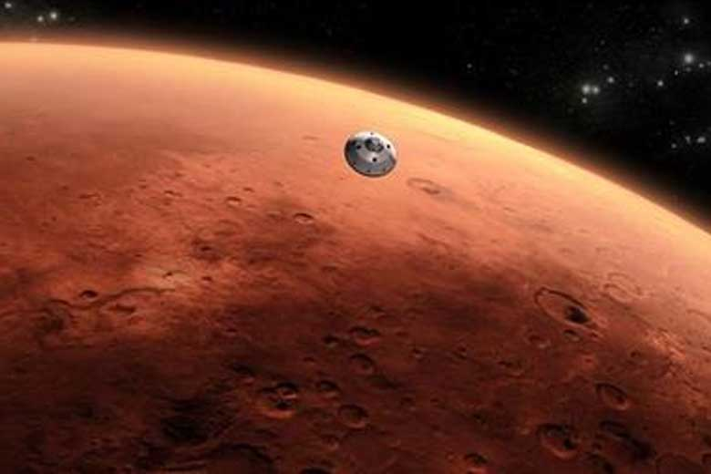 Oceans on Mars, marsocean, whats is mars ocean, solar system largest volcanic system, US, mars volcanic feature,Tharsis