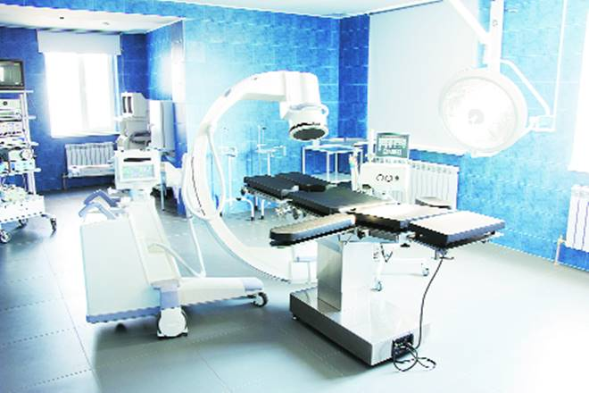 Medical devices industry, health sector, medical industry